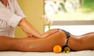лимфодренажный массаж с миндальным маслом