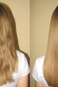 ламинирование усилит шелковистость волос