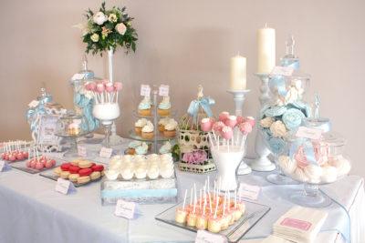 как правильно оформить сладкий стол на мероприятии