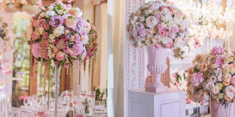 Украшение свадебного зала Долгопрудный