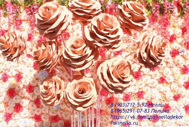 Фотозона розы