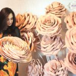 Большие ростовые цветы купить москва