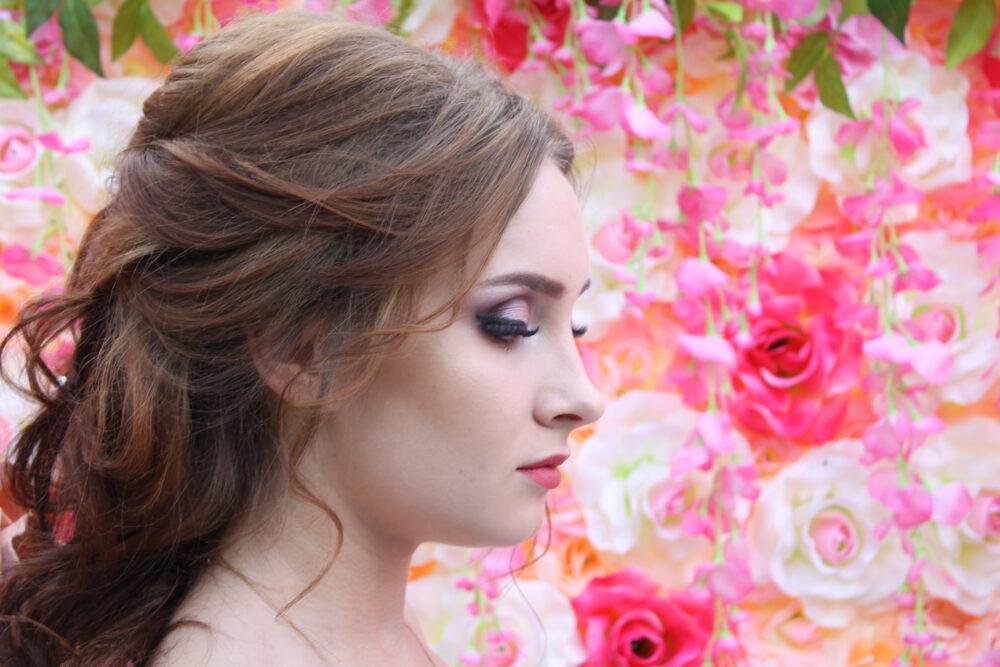 Свадьба макияж и прическа на дому недорого в Москве