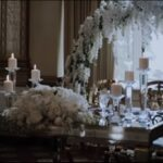 Арка свадебная кольцо