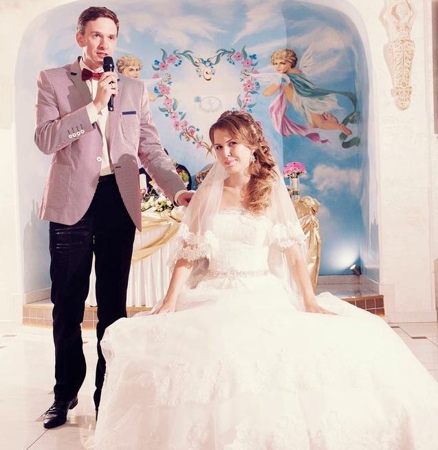Тамада недорого на свадьбу Москва