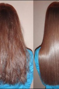кератирование укрепит волосы