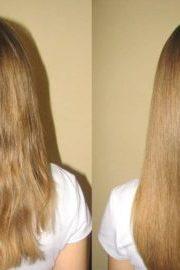 экранирование волос благотворно сказывается на внешнем виде волос