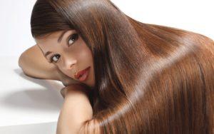 после процедуры ботокс для волос отличное настроение