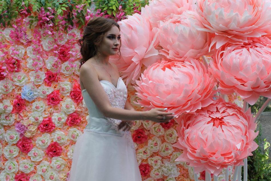 Большие цветы купить недорого Москва