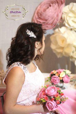Свадебная прическа Долгопрудный