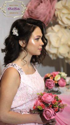 Свадебный макияж Лобня