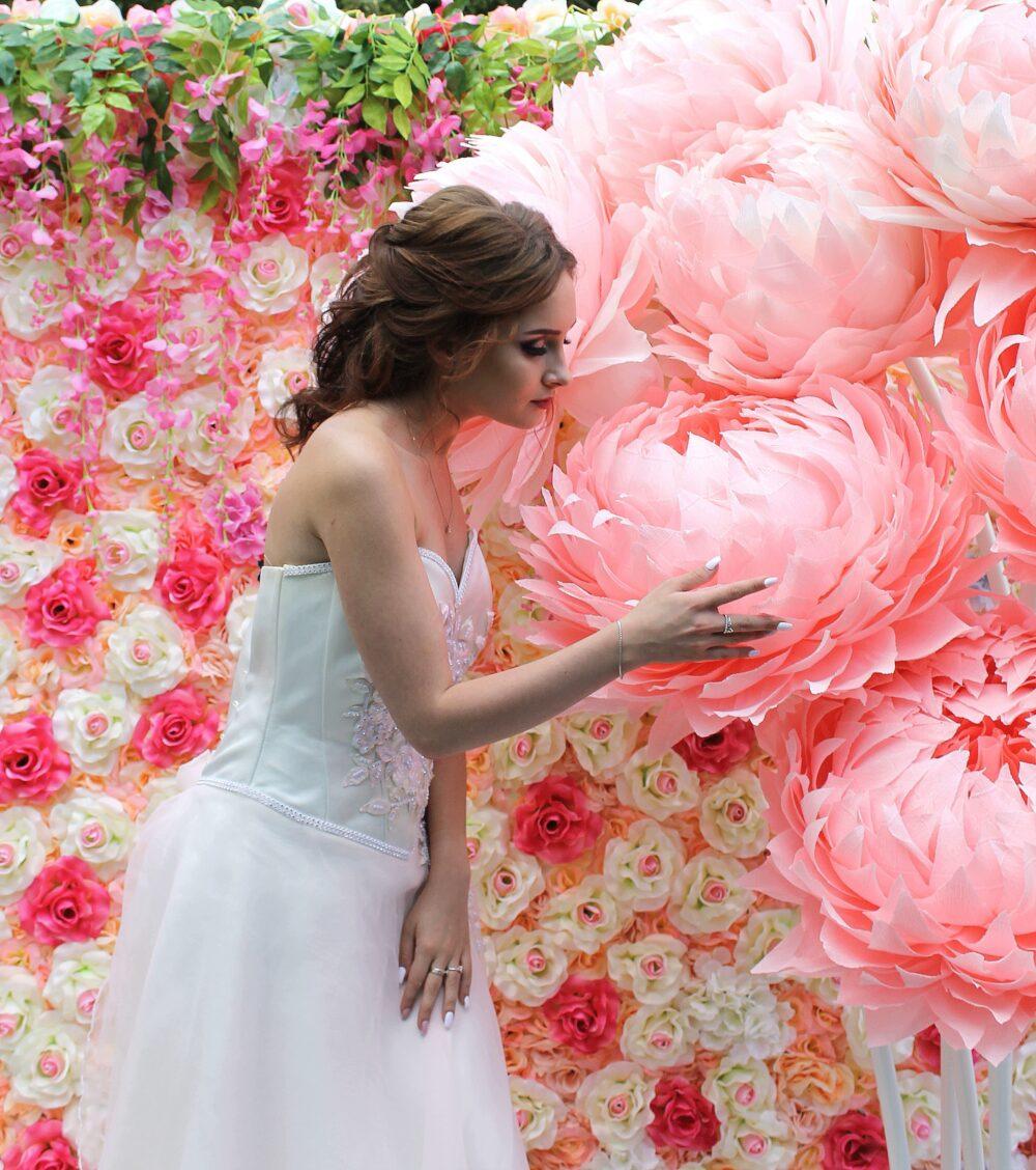 Фотозона на свадьбу Лобня