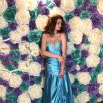 Фотозона в лавандовом цвете