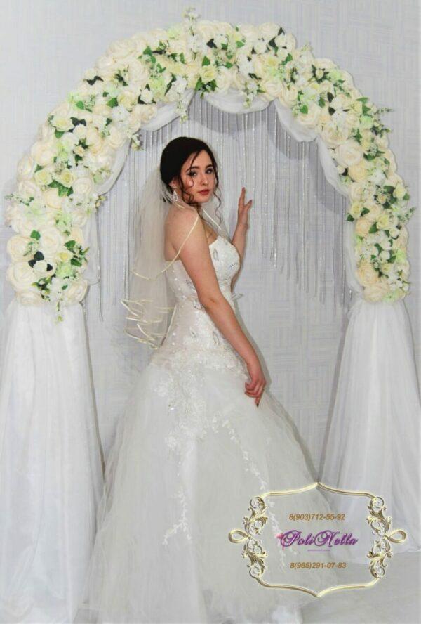 Свадьба в модном оформлении