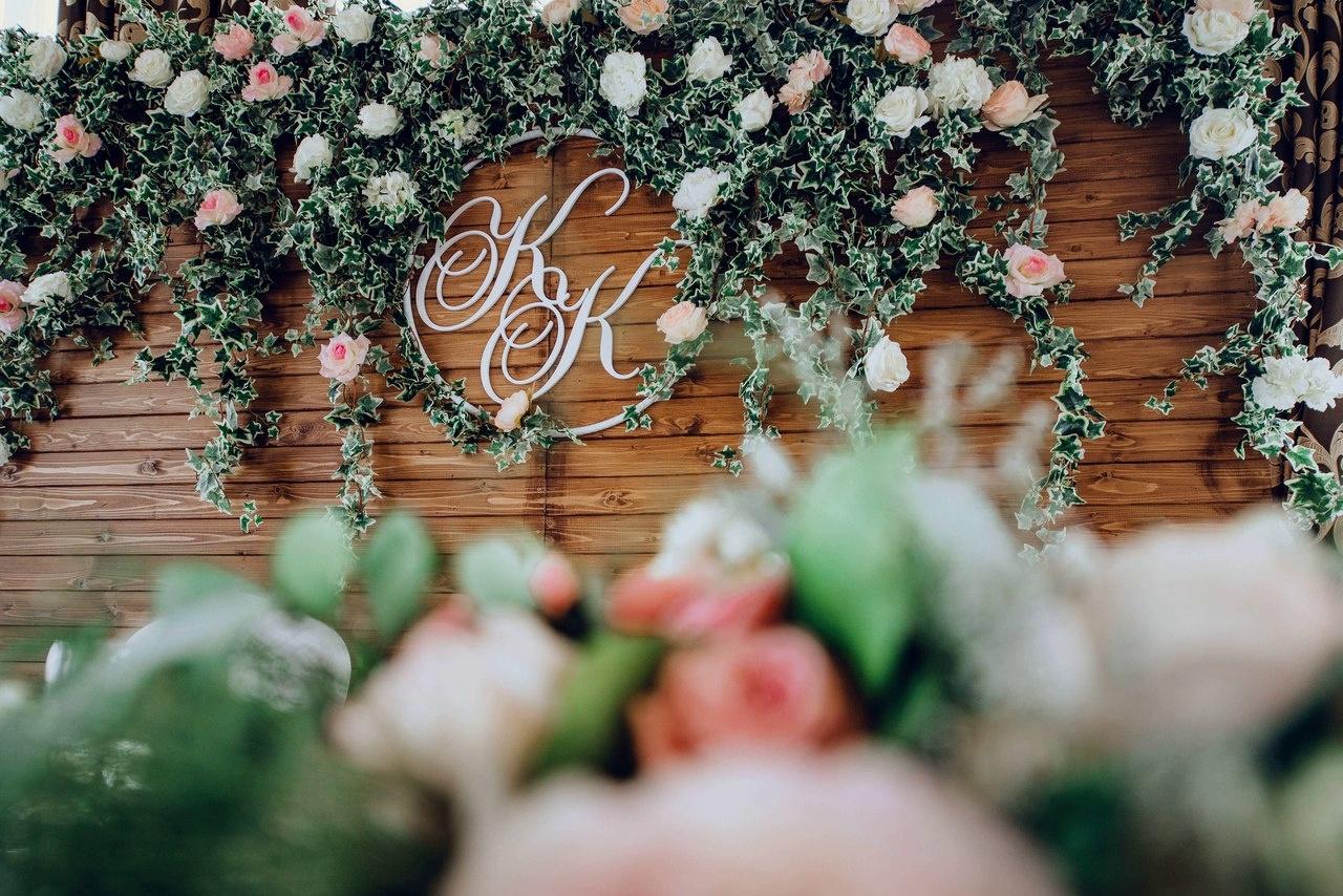 Украшение свадьбы Москва в стиле бохо